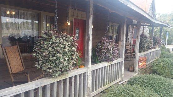 Richburg, SC: Front Porch