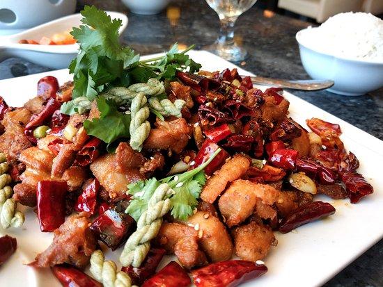 River Edge, NJ: Chongqing Spicy Chicken