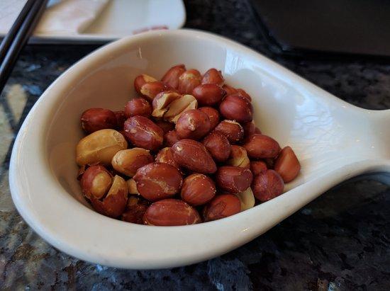 River Edge, NJ: peanuts