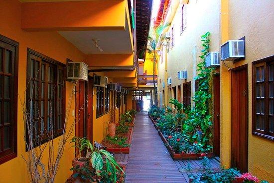 Lonier Praia Inn Flats, Hotels in Ilha Grande