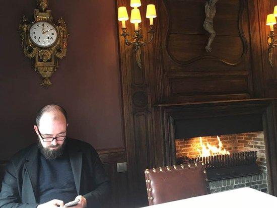 Relais Bourgondisch Cruyce - Luxe Worldwide Hotel: Breakfast room