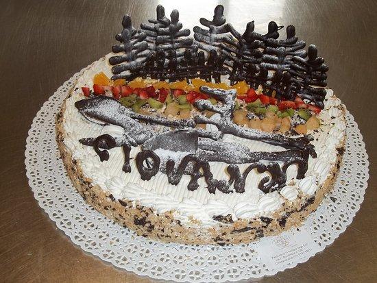 Buon Compleanno Giovanni Foto Di Pasticceria Il Nettare