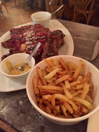 Prime rib for two picture of le carreau bordeaux tripadvisor - Restaurant le carreau bordeaux ...