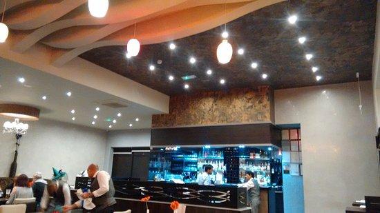 Radcliffe, UK: The Bar