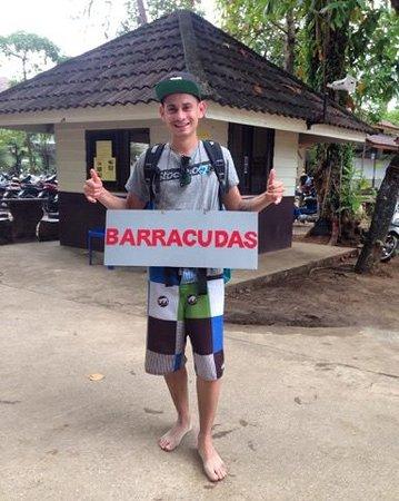 Barracudas Tour : Barracudassss <3