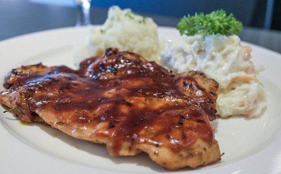 Tapah Station Cafe: Lamb Chop