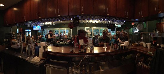 New Market, Вирджиния: The Bar at Miller Grille