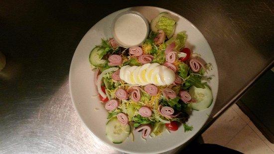 New Market, VA: Chef Salad