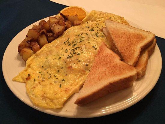 นิวมาร์เก็ต, เวอร์จิเนีย: Omelette Plate