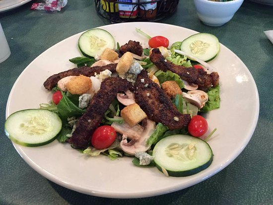‪‪New Market‬, فيرجينيا: Blackened Steak Salad‬