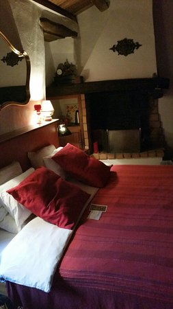 Vialas, Frankrike: La chambre romantique