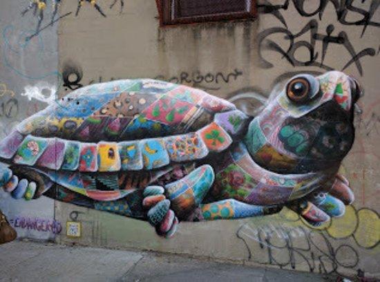 Cool Street Art Names