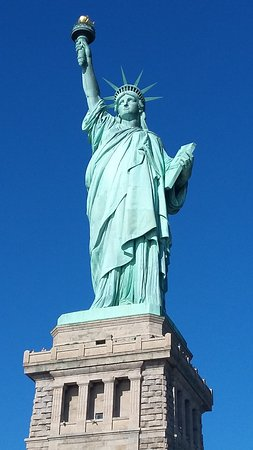 Exceptionnel The statue - Photo de Statue de la liberté, New York - TripAdvisor AT37