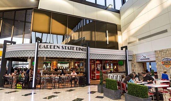 Garden State Diner At EWR Terminal B Picture Of Garden State Diner Newark