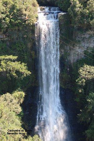 Cachoeira Salto do Zinco