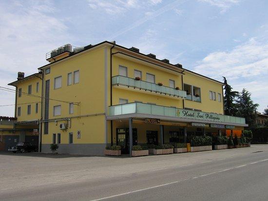 호텔 산 펠레그리노