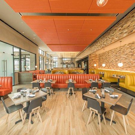 Chroma Modern Bar Kitchen