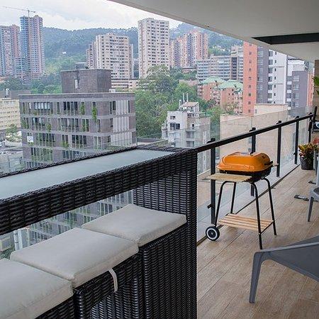Renta por dias piso 17 edificio energy living picture of venta apartamento poblado medellin - Apartamentos baratos madrid por dias ...