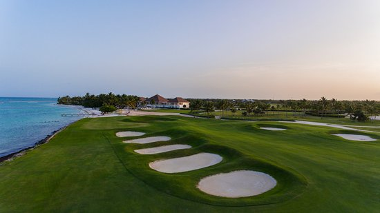 La Cana Golf Course La Cana Golf Beach Club Puntacana Resort Club