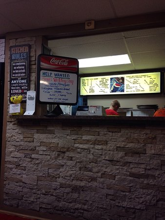 Eighty Four, Pensilvania: Danny Jr's Pizza & Hoagies