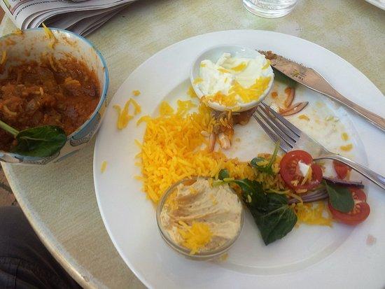 Braidwood, Australia: Goat Curry