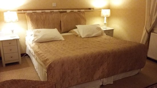 The Old Inn: Nice bedroom