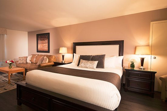 Prince George, كندا: newly renovated guest rooms