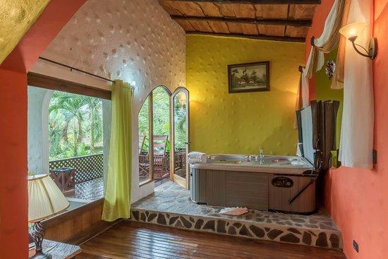 Hotel Mountain Paradise: Honemoon