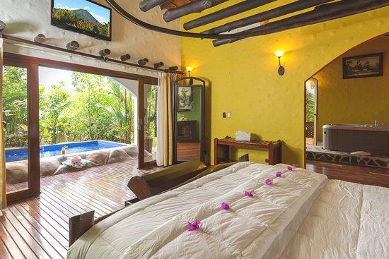 Hotel Mountain Paradise: Honeymoon Suite