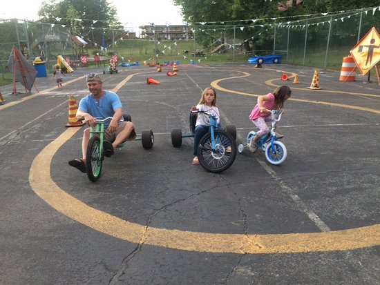 Monteagle, TN: Get the whole family on the track, bring your own bikes, or use ours.