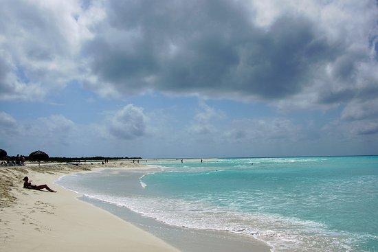 Playa Paraiso март
