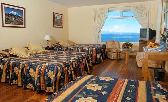 Hotel Gloria Copacabana: Habitación Triple