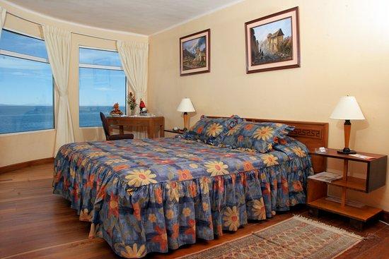 Hotel Gloria Copacabana: Habitación con vista al lago