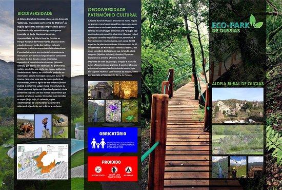 Eco-Park de Oussias: Informações