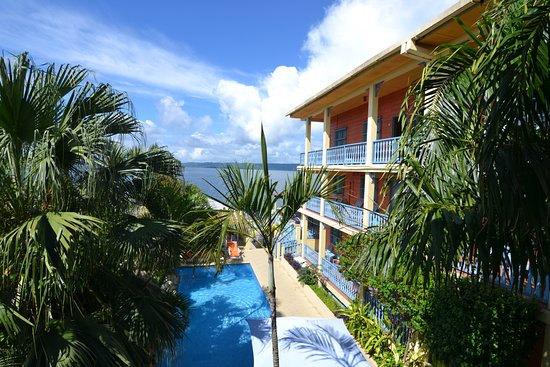 Photo of Hotel Casona de la Isla Flores