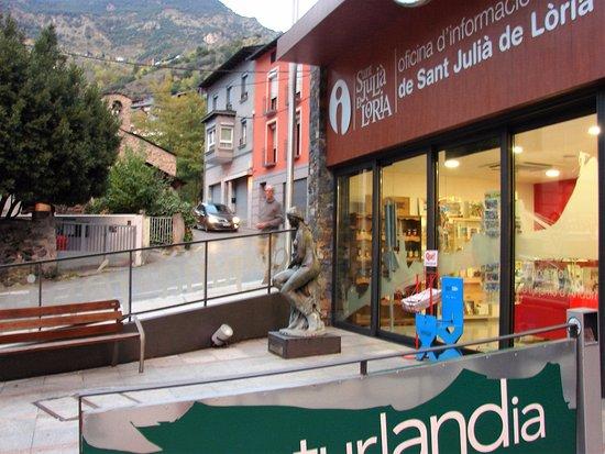 Oficina de turismo de sant julia de loria andorra anmeldelser - Oficina turismo andorra ...