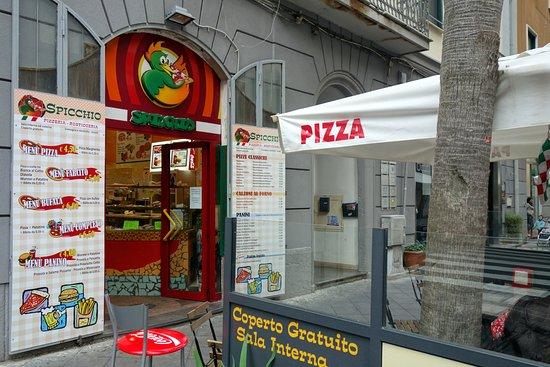 Provincia di Salerno, Italia: Spicchio