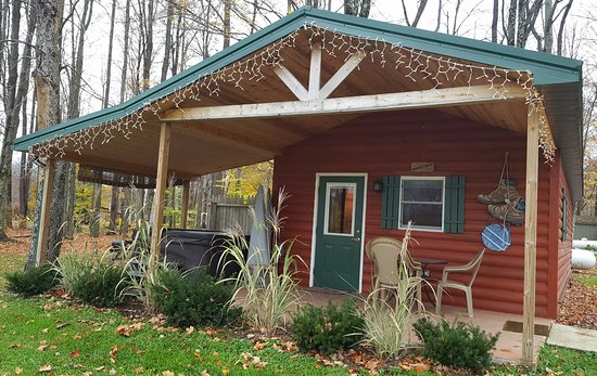 "Marienville, PA: Our Cabin - ""Rocky Mountain"""