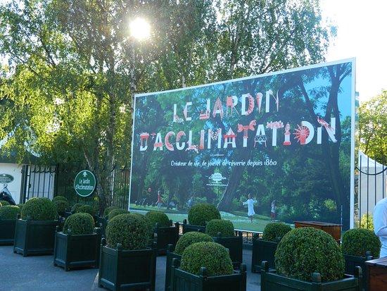 Le jardin d 39 acclimatation picture of jardin d for Jardin d acclimatation