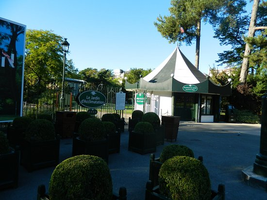 En libert picture of jardin d 39 acclimatation paris - Musee en herbe jardin d acclimatation ...