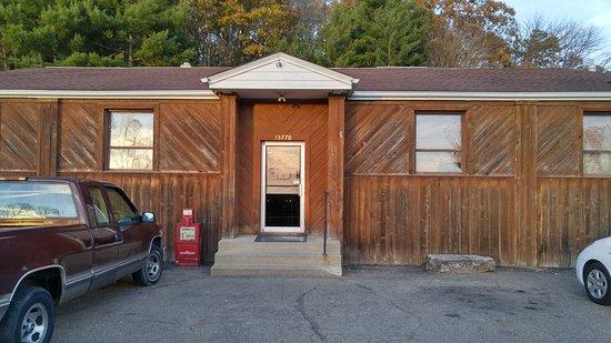 Jack's Steak House : Entrance.