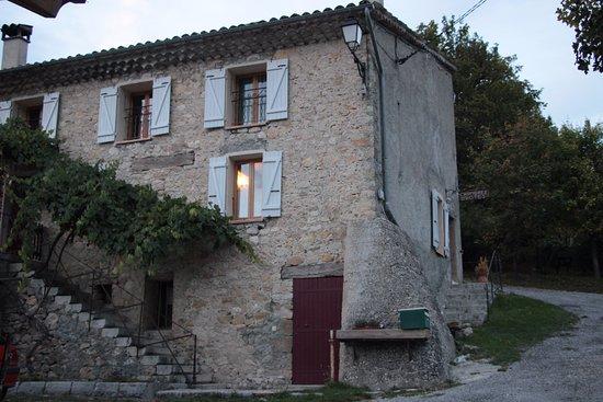 Comps-sur-Artuby, ฝรั่งเศส: La Bastide Ferme du Pradon