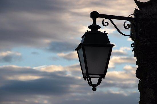 Comps-sur-Artuby, Frankrike: Sous un ciel étoilé et froid de Jabron