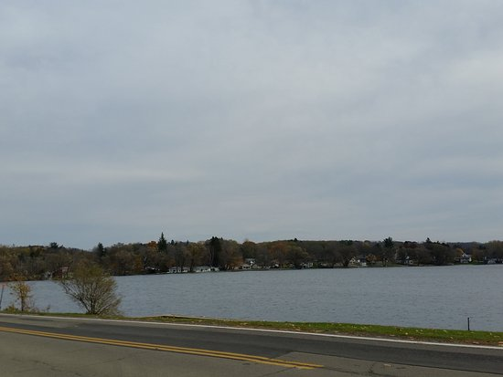 Chautauqua County, NY: water views
