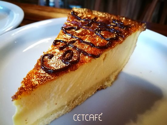 Cetcafe:  Cheese Pie