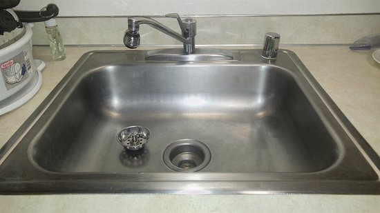 Ocean Shores, WA: THIS IS A CLEAN SINK!