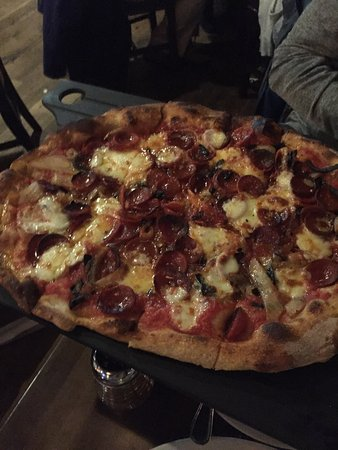 Providence Coal-Fired Pizza