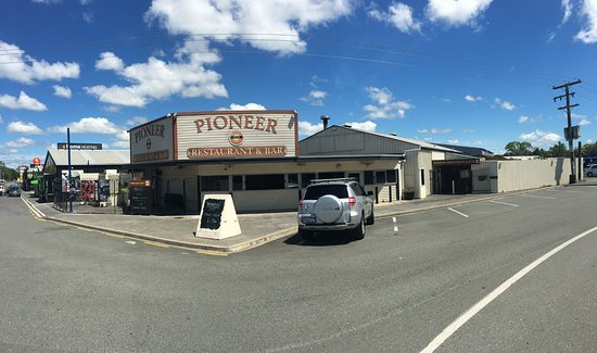 Waipapa, New Zealand: The Mighty Pioneer!