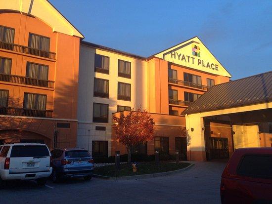 20170423 085346 Picture Of Hyatt Place Colorado Springs Colorado Springs Tripadvisor