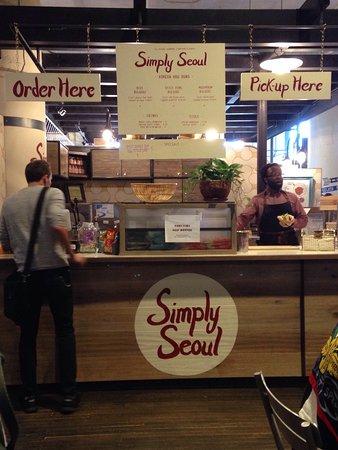 Photo of Asian Restaurant Simply Seoul at 675 Ponce De Leon Ave Ne, Atlanta, GA 30308, United States